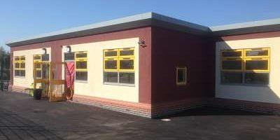 Modular Classroom, East Leake