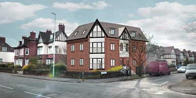 Apartments at Carlyle Road, West Bridgford